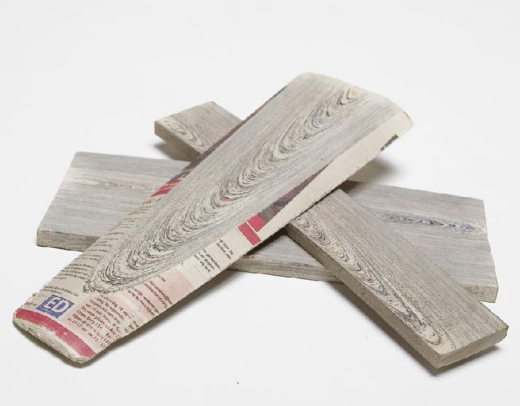 NewspaperWood dal giornale al legno