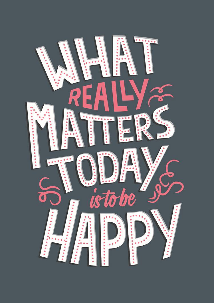 Typographic Quotes: Something To Believe In #43 | Inspire We Trust