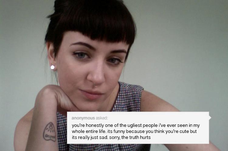 Lindsay Bottos e i selfie della vergogna