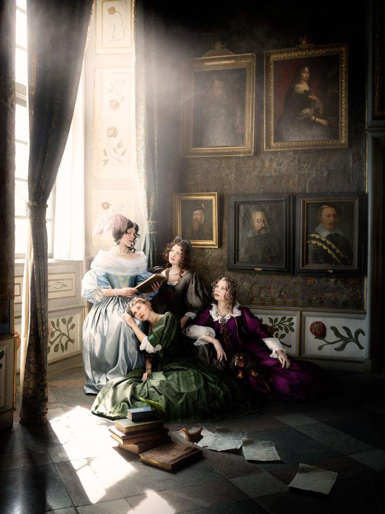 Alexia Sinclair in bilico tra fotografia e arte
