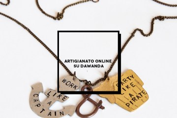 Artigianato online su DaWanda, scoprite come con l'intervista a Lucia Maria Bruno