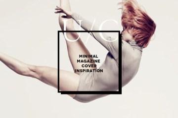 25 Esempi di copertine con stile minimal