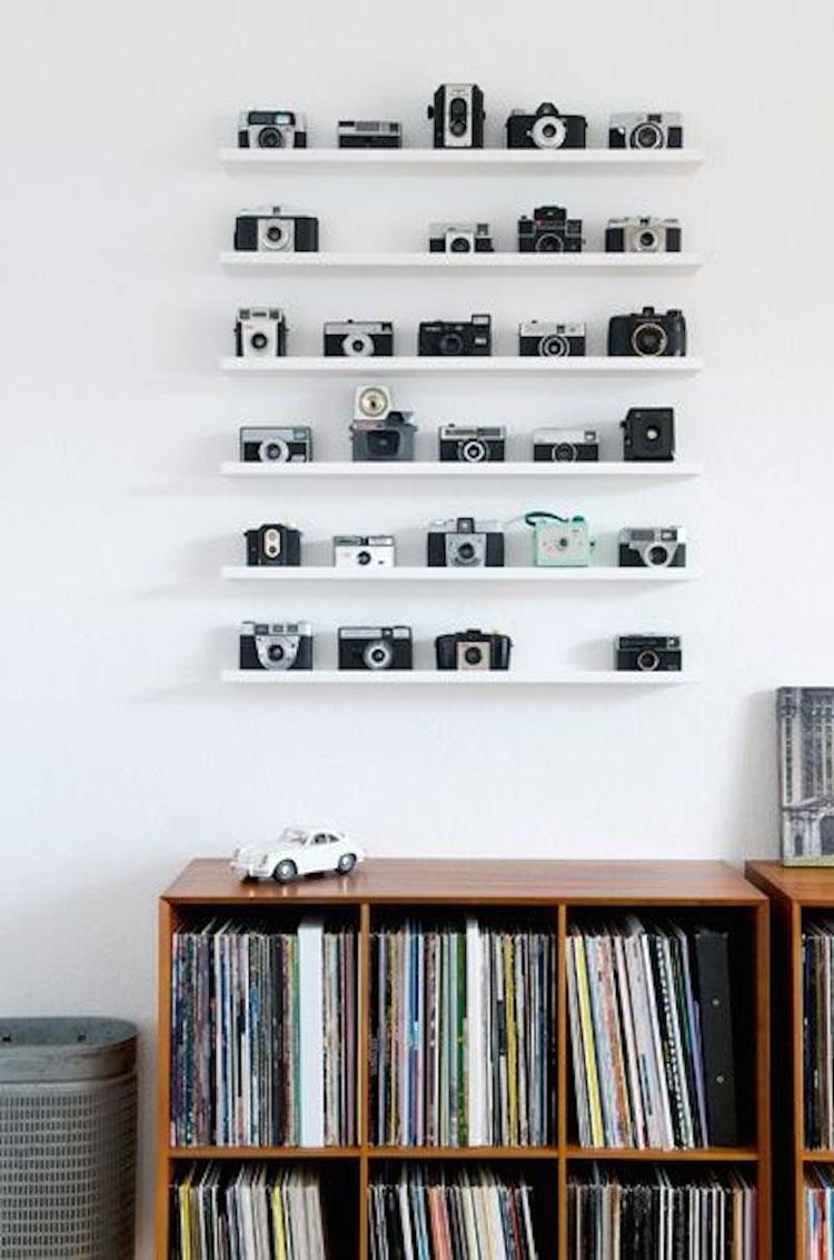 oggetti da collezione per decorare