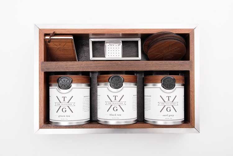 20 Esempi di Packaging creativi per il tea