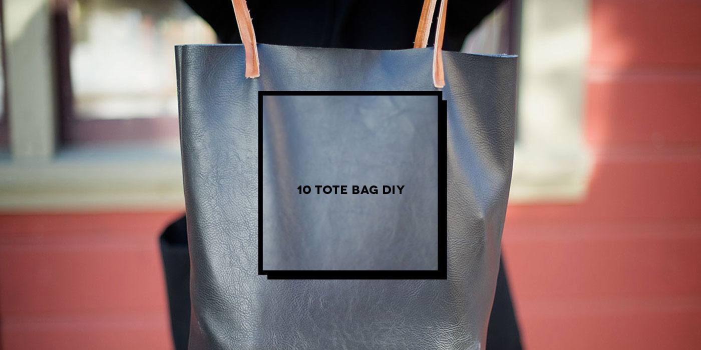 10 bags DIY to try