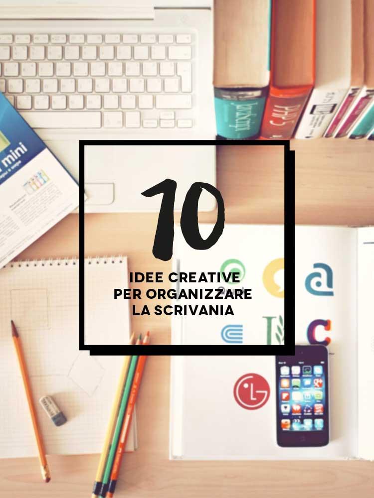 10 ideas to organize your desktop
