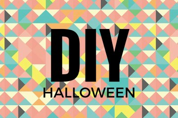 diy halloween: Create your custom