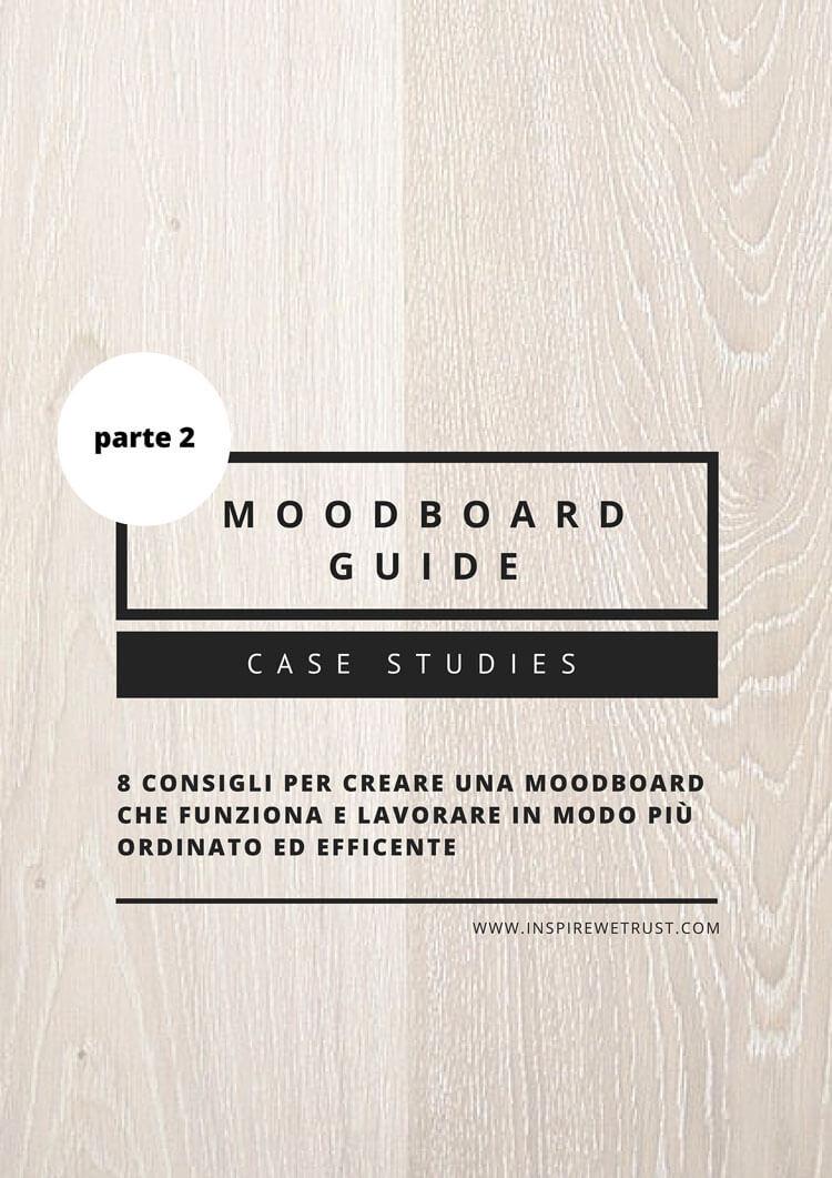8 Consigli per creare una moodboard che funziona