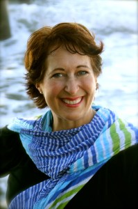 Marci Seither - Author Photo by Ocean - June 2014