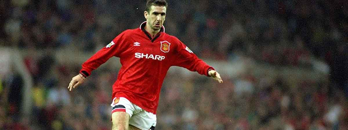 6) often there are players who have only football as a way of expressing themselves and never develop other interest. Eric Cantona Quotes Inspiring Alley