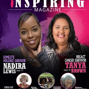 Inspiring Magazine Oct-Dec 2020 Annual Subscription
