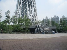 Guangzhou - Canton tower 10-9-13 023