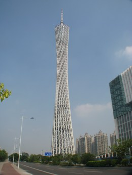 Guangzhou - Canton tower 10-9-13 067