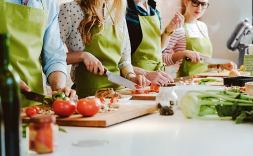 Bariatric Cooking Class