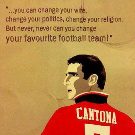 Eric cantona (born may 24, 1966) is a french former footballer of the 1990s. Eric Cantona Trawler Quote