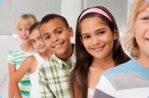schoolchildrensmiling