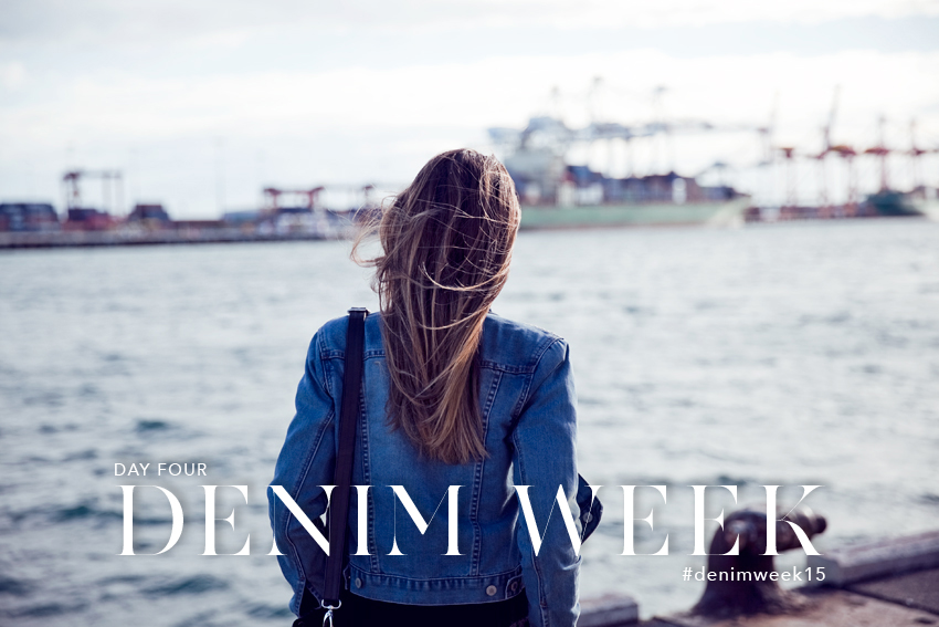 Denim Week Series Inspiring Wit blogger Jenelle Witty