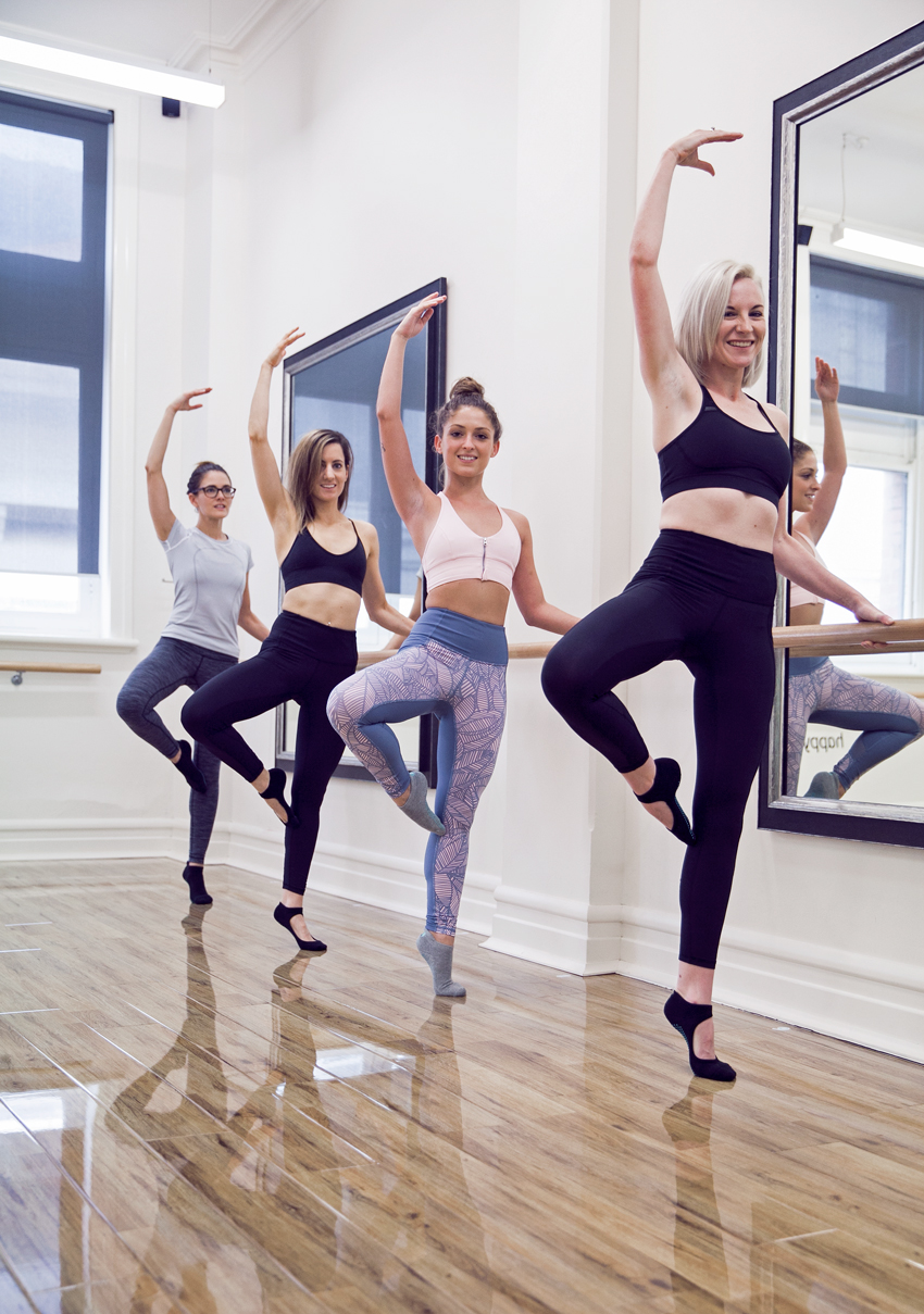 fit Club Perth and Xtend Barre Perth with Lululemon