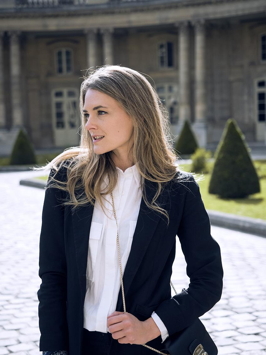 Paris with Inspiring Wit blogger Jenelle
