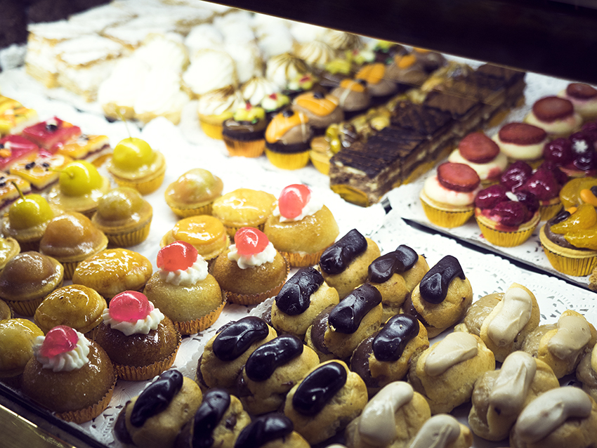 Pastries Madrid Food Tour
