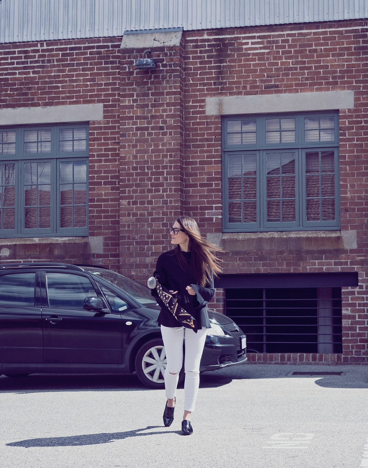 white jeans inspiring wit blog Jenelle Witty Ellery and cottonon fashion blogger perth