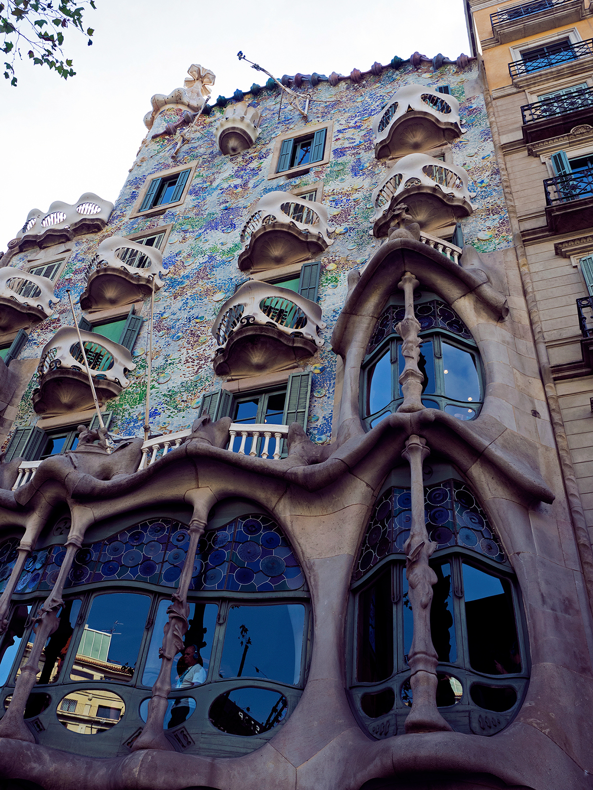 Barcelona city guide with Inspiring Wit travel and fashion blogger from Australia Gaudi