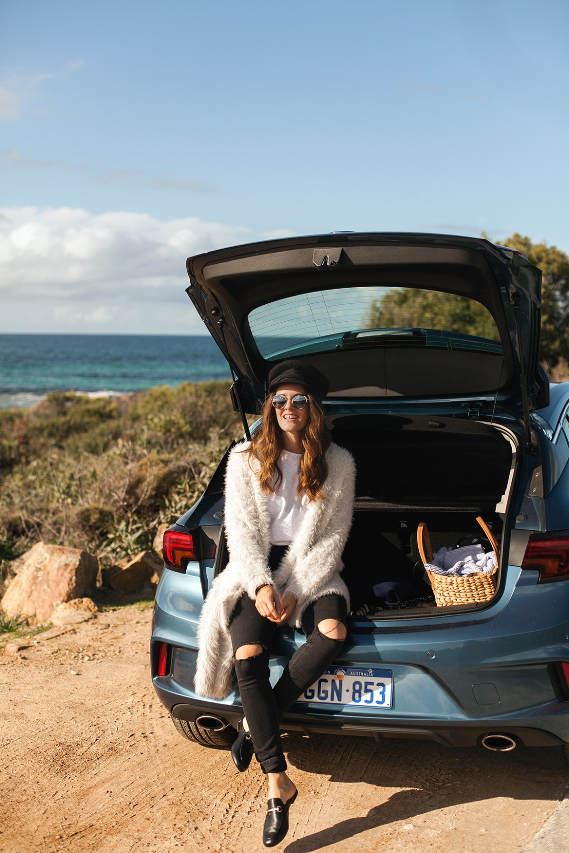 Heading down South with the Holden Astra by Jenelle of travel blog Inspiring Wit