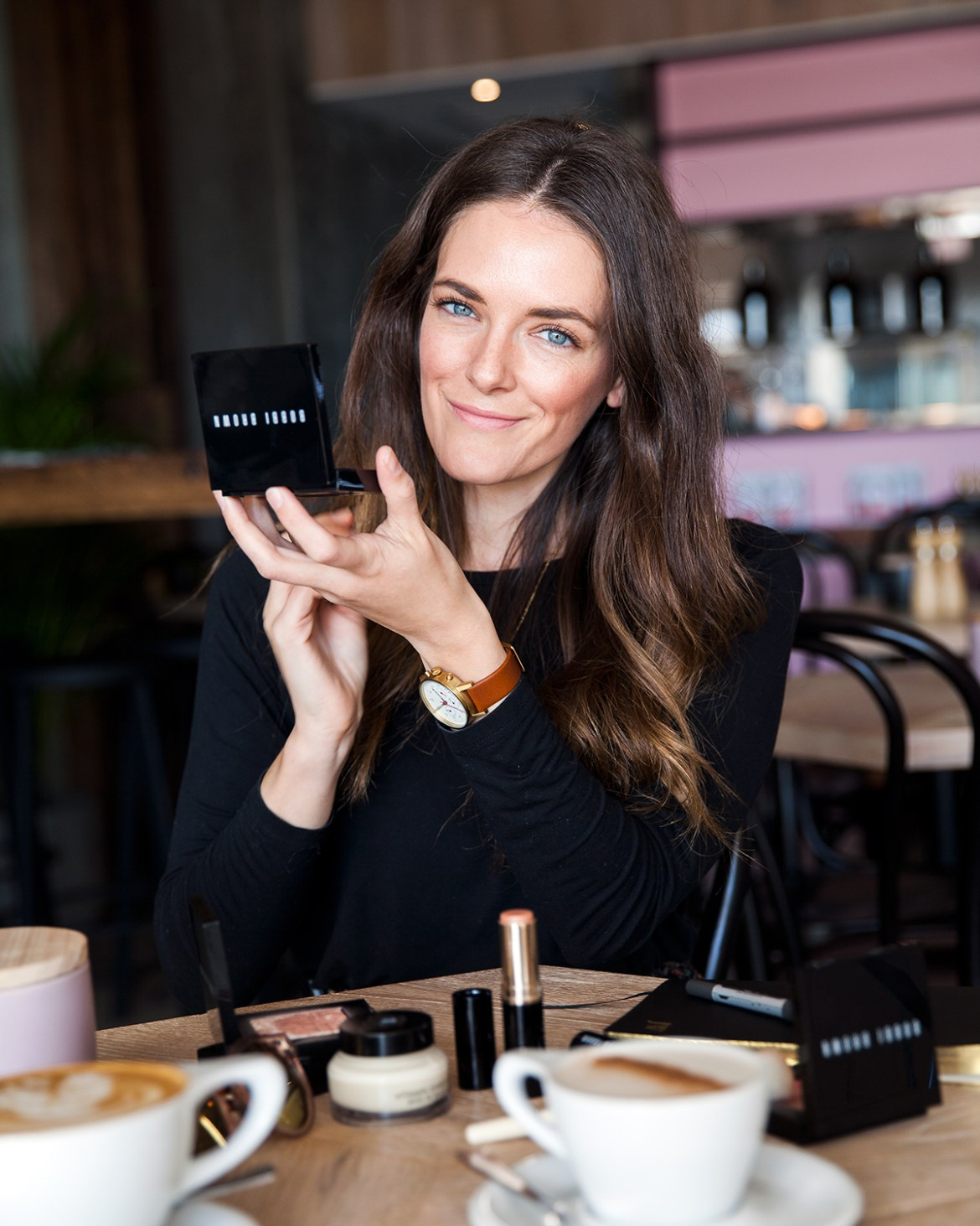 Winter beauty edit by Australian beauty blogger Inspiring Wit featuring Bobbi Brown