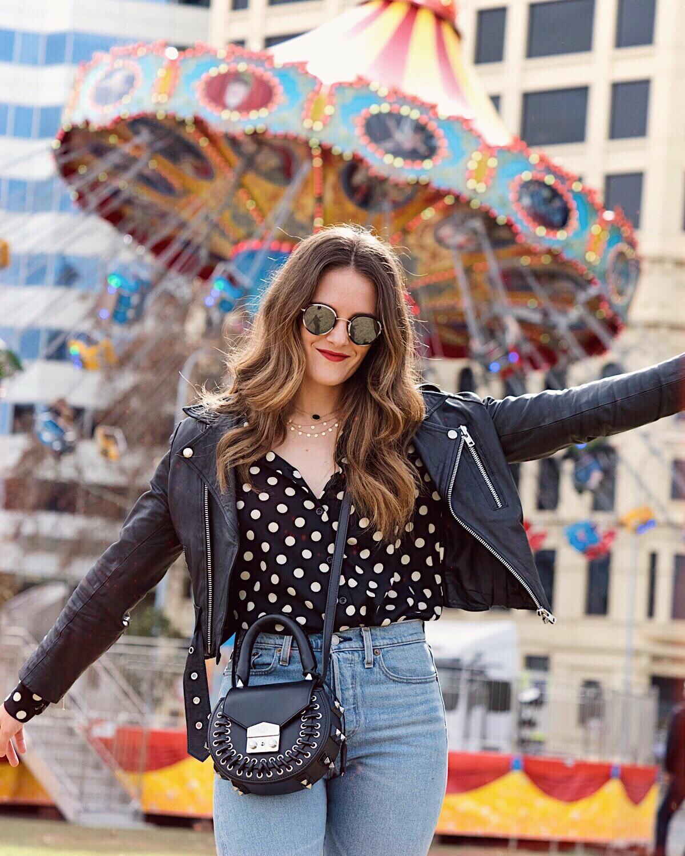 Winter Fest Dream Swinger City of Perth Inspiring Wit blogger Jenelle