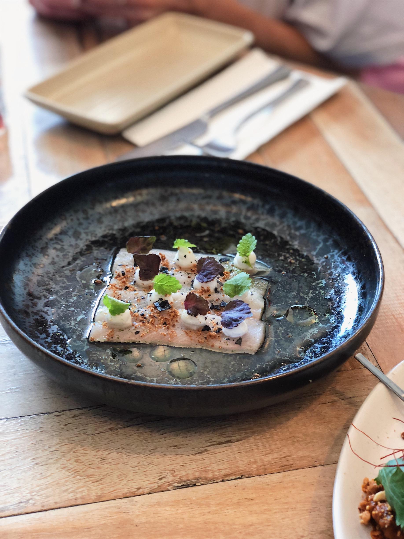 The Standard Northbridge Perth dish summer menu 2018