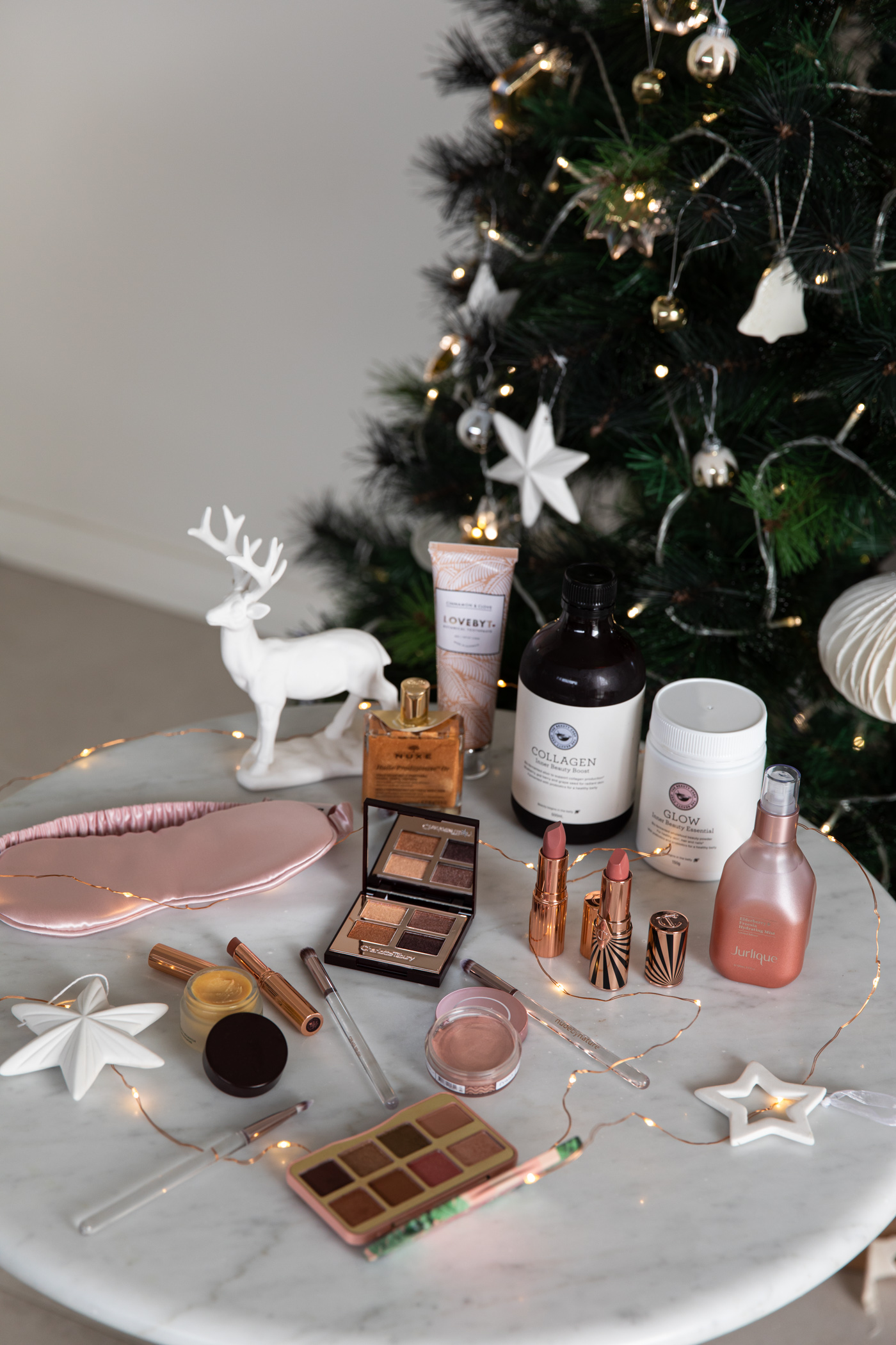 Beauty gift ideas for the women on your Christmas Gift list