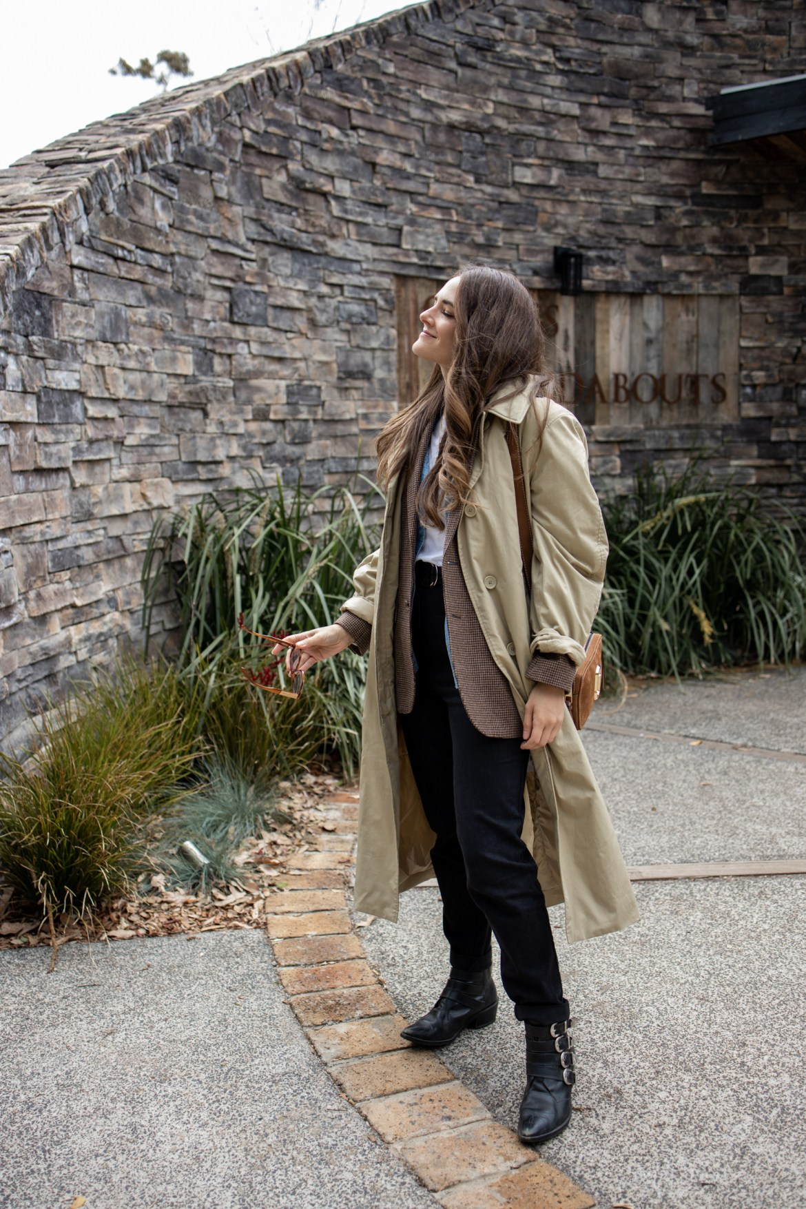 how to layer with blazers and coats