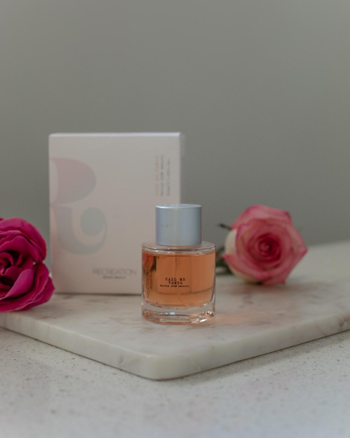 Call Me Venus fragrance for Valentine's Day