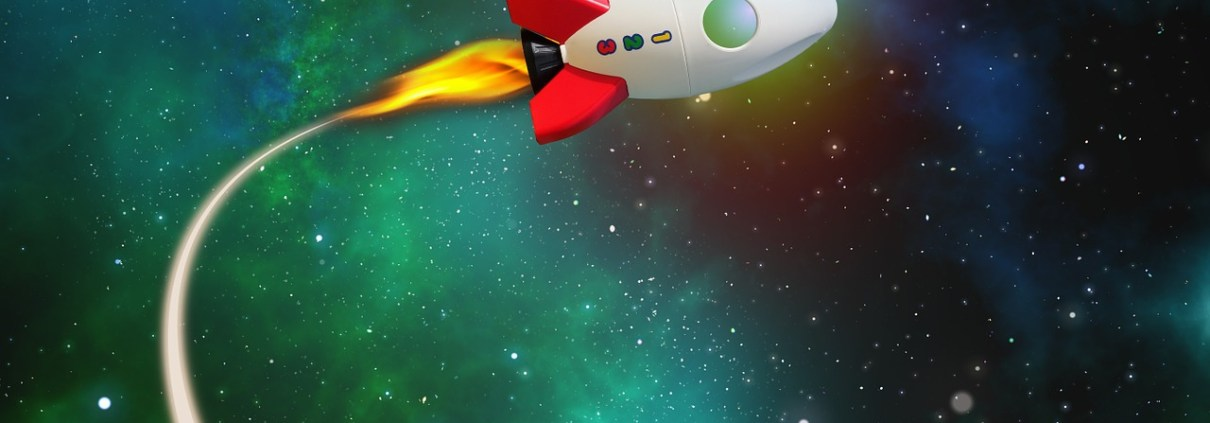 Image of a rocket