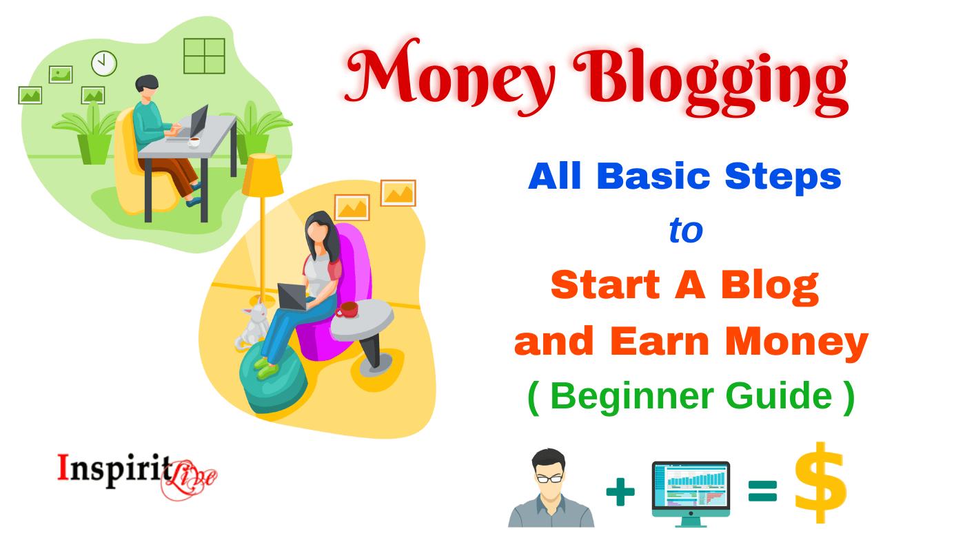 How to Start Money Blogging (For Beginners)