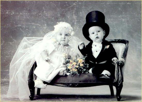 bride and groom babies ahOda 16751