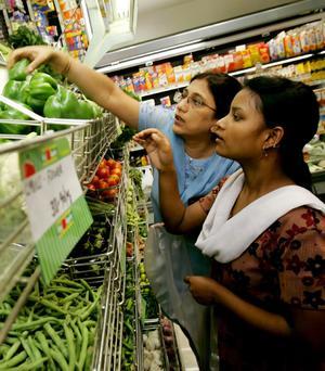 indian consumer spending rising