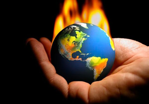 globalno zatopljenje ilustracija