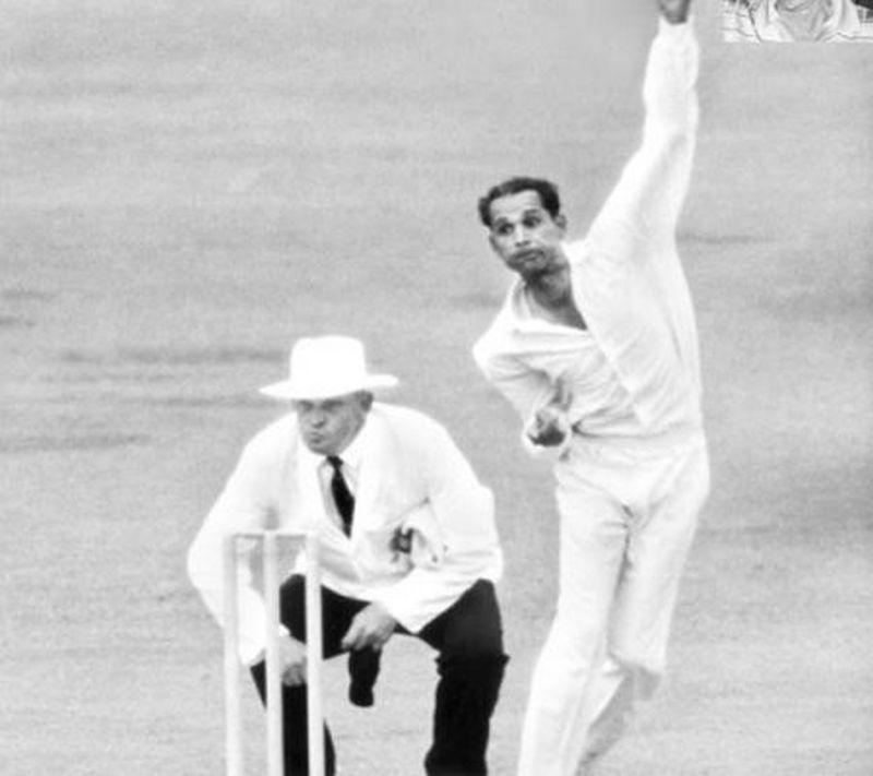 Bapu Nadkarni's 131 dot balls