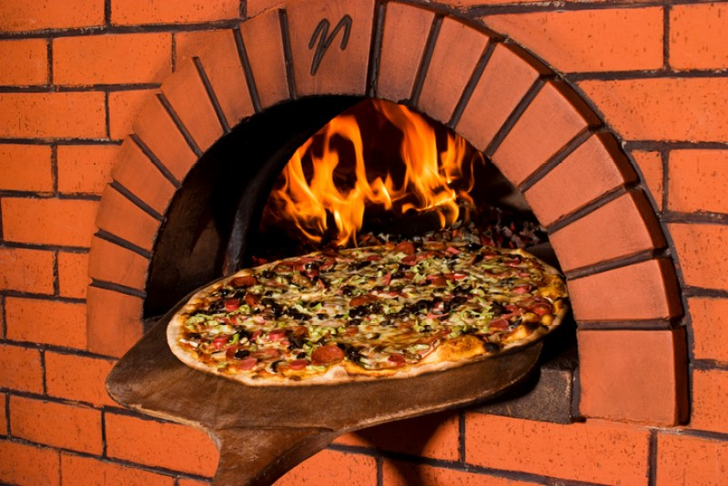 Out Door Pizza Oven