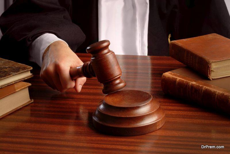 Lack of Judges