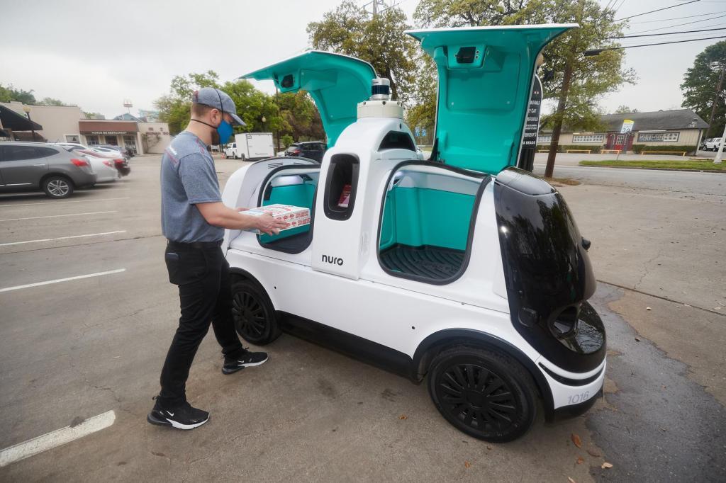 delivery do futuro