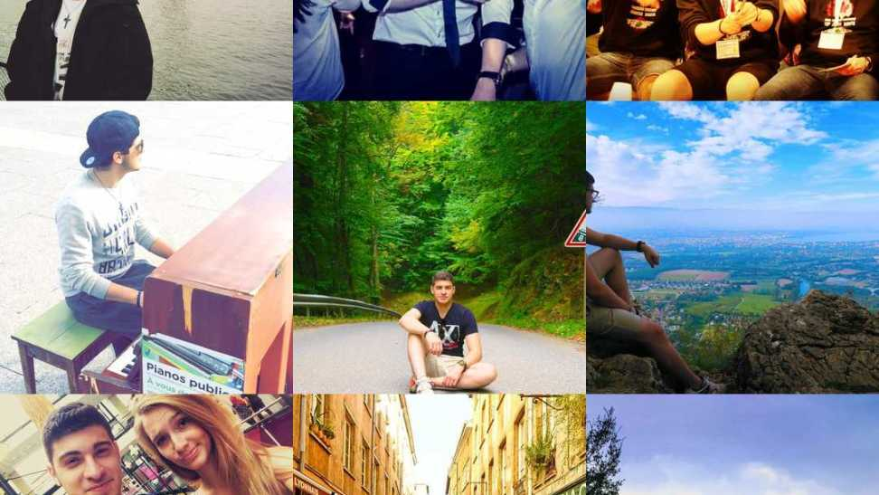 best 9 instagram pictures