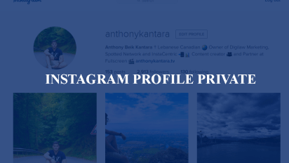 Instagram Private