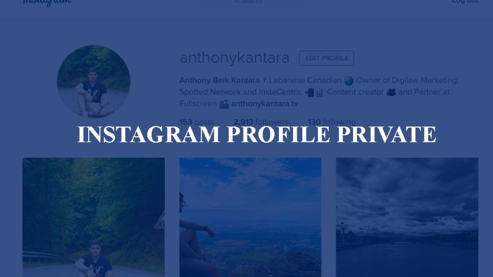 Instagram Private