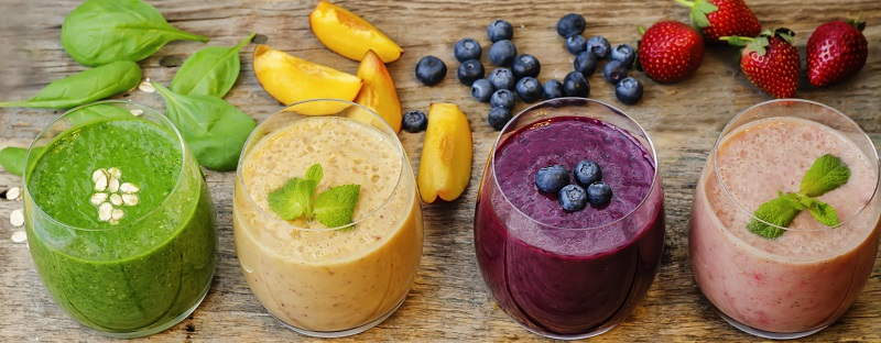 smoothie fructe