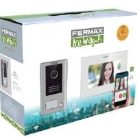 Los mejores kits de videoporteros Fermax y Tegui Bticino