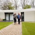 Grohe voorziet eerste 3D-geprinte woning in ons land van sanitair