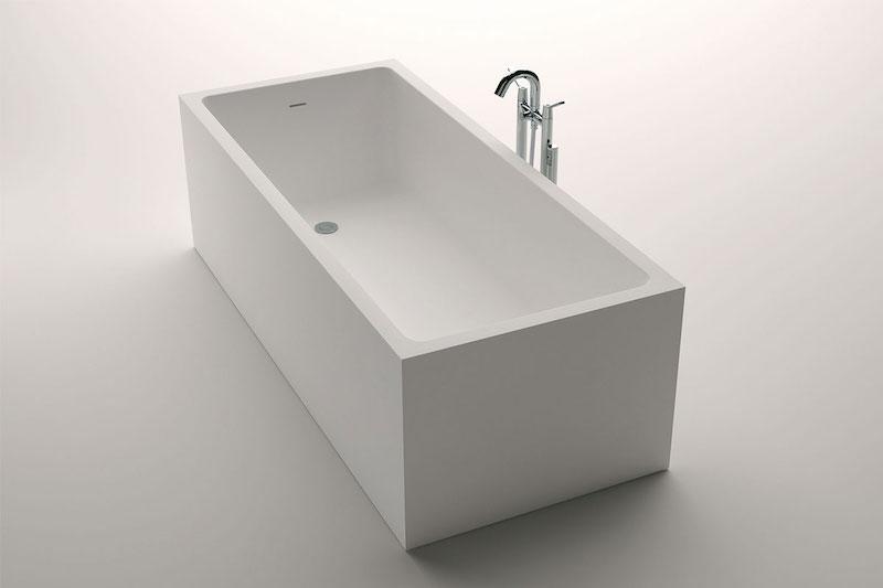 volumes dans la salle de bain