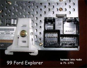 2005 Ford Explorer Sport Trac Radio Wiring Diagram